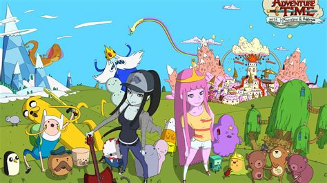 wallpaper anime adventure time adventure time hd 828126 walldevil
