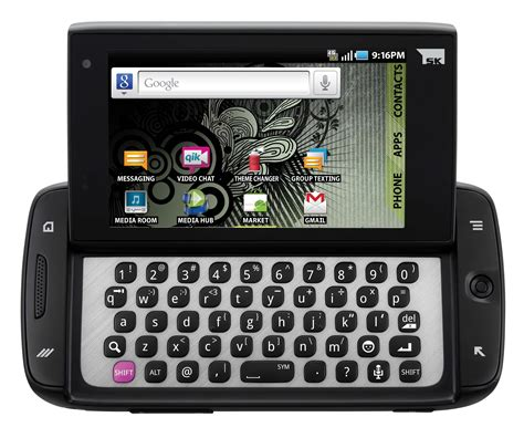 sidekick mobile samsung and t mobile unveiled sidekick 4g