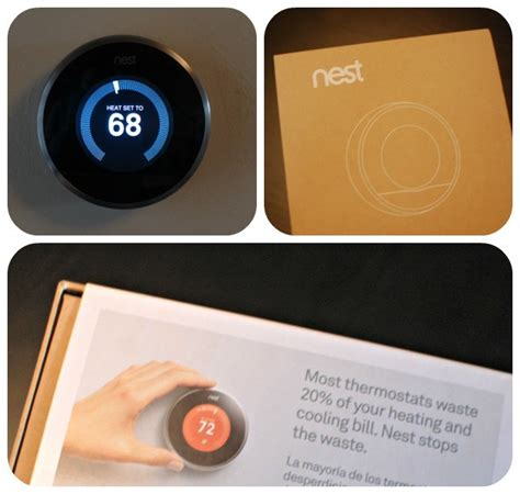 Nest Thermostat Giveaway - nest learning thermostat review giveaway
