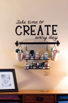 cricut craft room ideas 1000 images about craft wall on craft