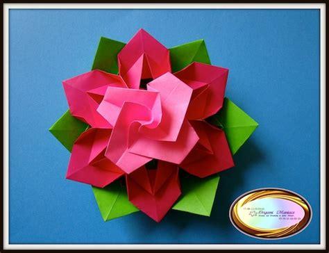 Flores De Origami - flores de origami car interior design