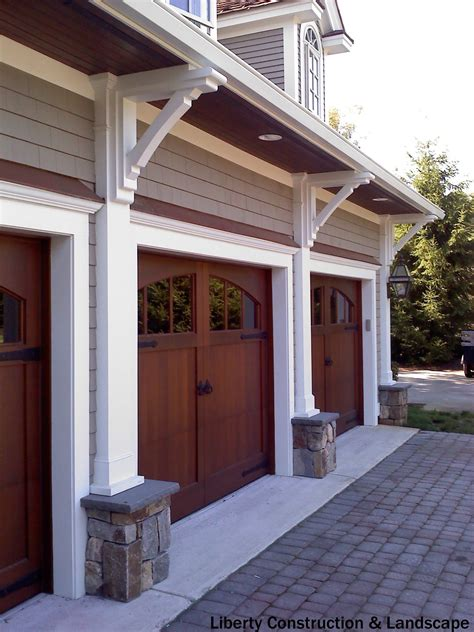 cost to install a door where a window is rustic 3 car garage with half rounded windows above the