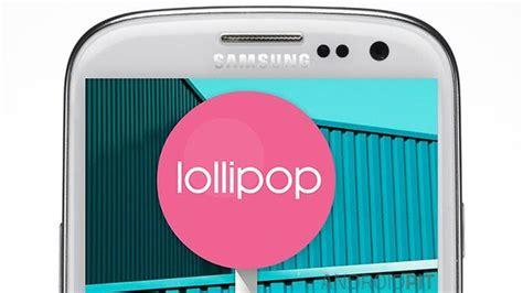 Samsung S3 Lollipop android 5 0 lollipop f 252 rs galaxy s3 nimmt gestalt an