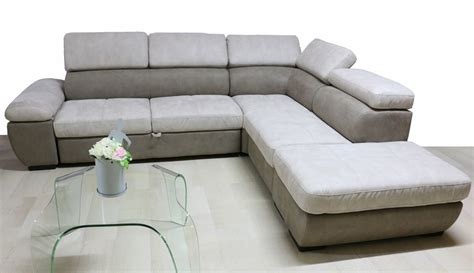 divani angolari con letto divano angolare con letto estraibile e penisola