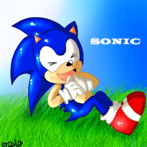 Sonic A 12 E sonic the hedgehog by onsta on deviantart