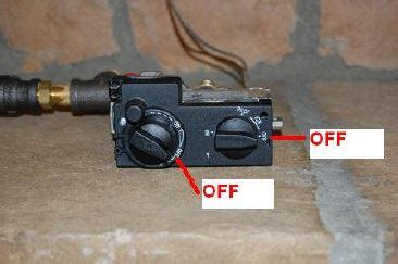 How To Shut Gas Fireplace by How Do You Relight A Pilot Light On Gas Fireplace Fireplaces
