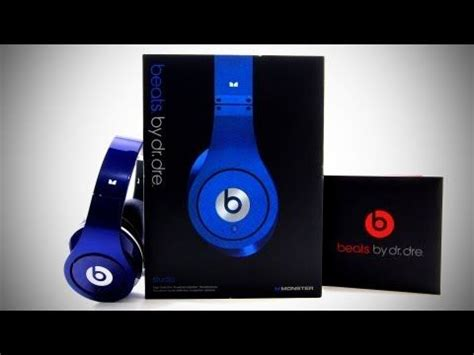 beats by dr dre hd blue unboxing 33 best beats headphone images on beats