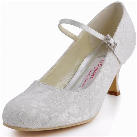ivory womens shoes bridesmaids white ivory low heel