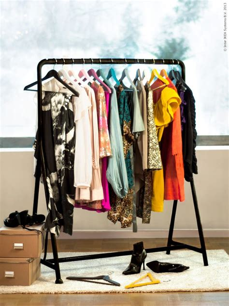 garment rack laundry rooms closets