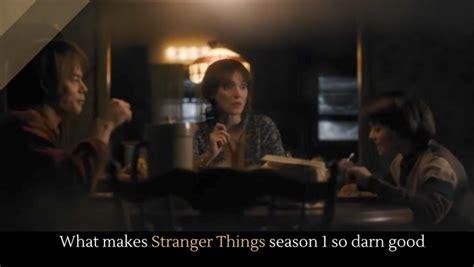 bioskopkeren stranger things season 1 what makes stranger things season 1 so darn good alltop