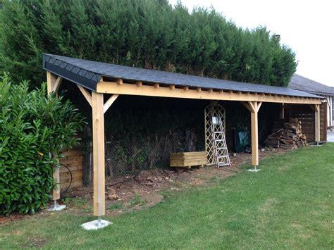 Construire Un Abris Pour Le Bois 4634 by Construction D Un Abris De Jardin En Bois Obasinc