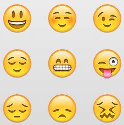 Happy Emoticon By Superkillerhard Iphone Semua Hp geo whatsapp smileys