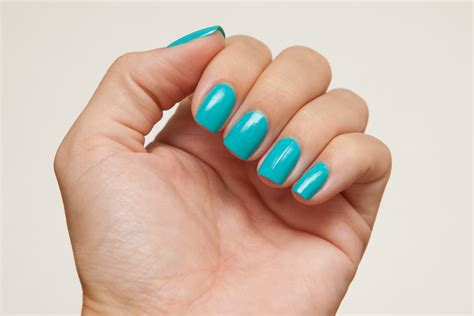 painting nails my new obsession shellac nails glamorize