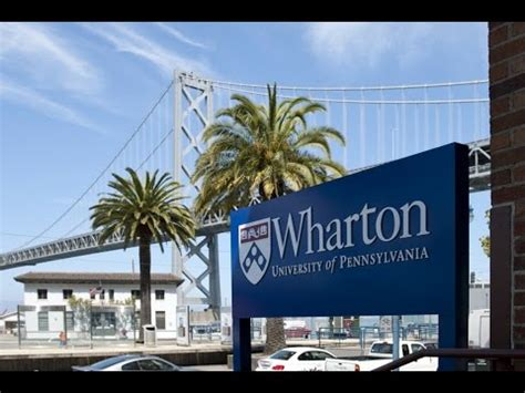 San Francisco Mba Tour by Wharton San Francisco Cus Tour
