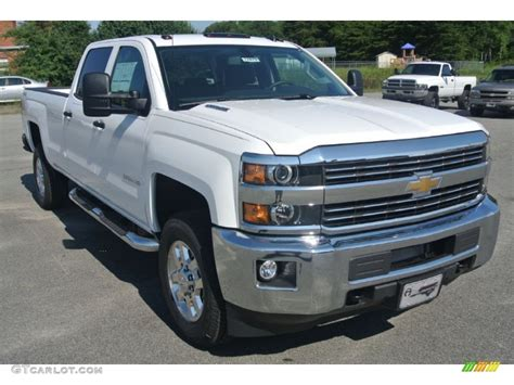 2015 silverado colors 2015 summit white chevrolet silverado 3500hd lt crew cab