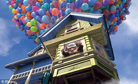film up animazione pixar s animation is up up and away with a 78 year old