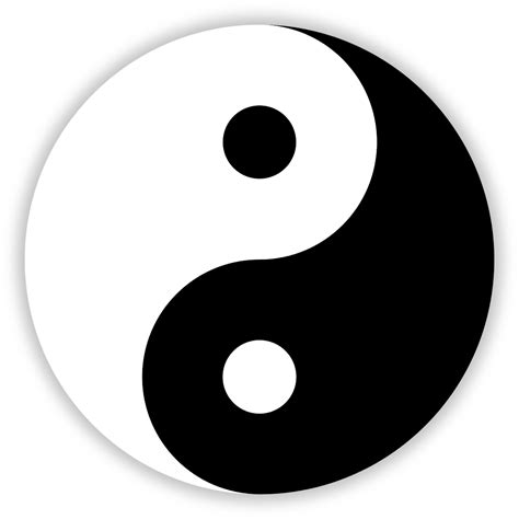 Was Bedeutet Yin Und Yang by File Yin And Yang Svg