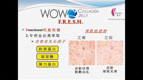 Wow Collagen 赢升 wow燕窝胶原果冻 简介 wow collagen jelly
