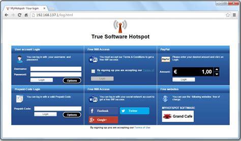 Software Billing Hotspot Professional U Wifi Cafe Hotel Restoran Dl myhotspot hotspot software