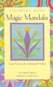 magic mandala coloring book volume two magic mandala coloring book blessingway authors services