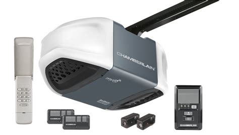 Popular Reviews Chamberlain Wd962kev Whisper Drive Garage Whisper Drive Garage Door Opener