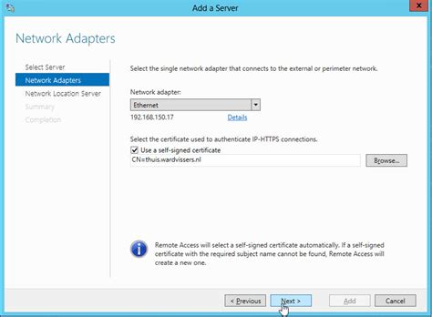 how to uninstall nlb add extra windows 2012 server to directaccess nlb cluster