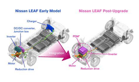nissan leaf transmission it s all electric 2015 nissan leaf sl a global ev for