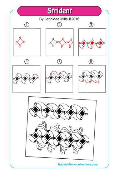 doodle name carlo 6154 best zentangle steps images on mandalas