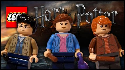 Lego Hp005 Harry Potter Minifigure Harry Potter lego 174 harry potter custom minifigures iv