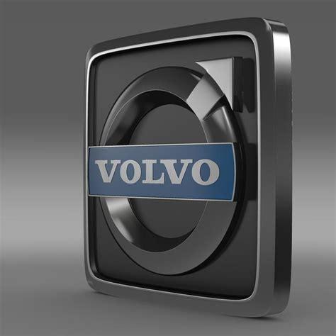 volvo truck logo  model max ds fbx cd lwo lw lws ma mb cgtradercom