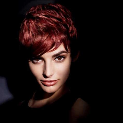 red pixie haircuts pixie haircuts 25 great pixie cuts short hairstyles 2017 2018 most