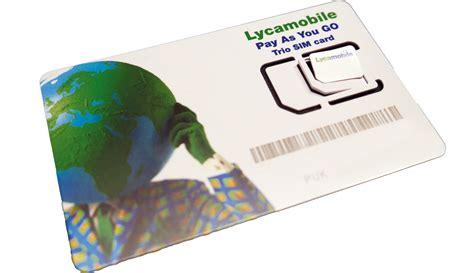 lyca mobile usa urlaub in den usa die prepaid sim karte lycamobile
