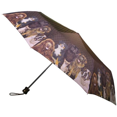 puppy umbrella go fetch umbrella by umbrella notonthehighstreet