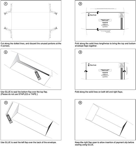 How To Make An Envelope Using A4 Paper - how to make envelopes with a4 paper 28 images how to
