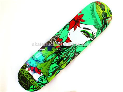 Skateboard Fullset Maple Printing Profesional 8 0 maple skateboard deck blank view skateboard deck cyclone product details from new creative