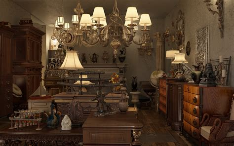 7 Amazing Vintage Stores by Antique Shop Revision By Sanfranguy On Deviantart