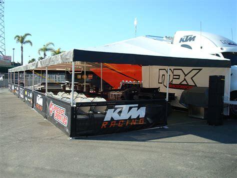 race awnings ama supercross image racecanopies com