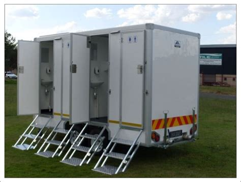 Shower Door Manufacturers South Africa 4 Cubilce Luxury Toilet Trailer Fridge Hire Shower Hire Kitchen Hire Maker Generator