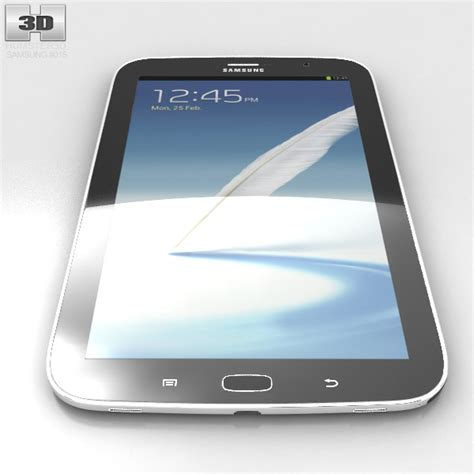 Samsung Galaxy Note 8 0 samsung galaxy note 8 0 3d model humster3d
