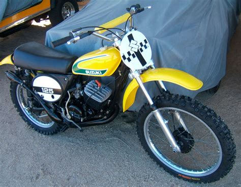 Suzuki Tm 125 For Sale 1974 Suzuki Tm125l For Sale Az