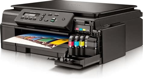 Printer A3 Multifungsi aston printer toko printer dcp j100 ink
