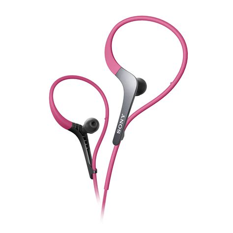 Headphone Log On Active sony mdr as400ex active series sport headphones mdras400ex