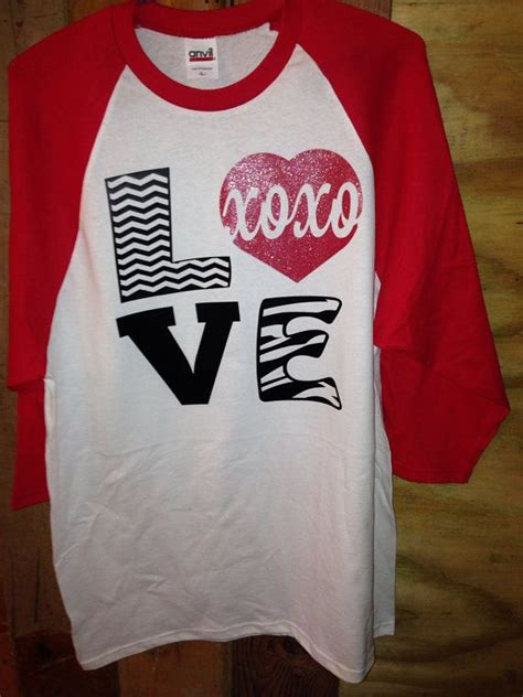 womens valentines day shirts s baseball shirt s day by sewmacy on