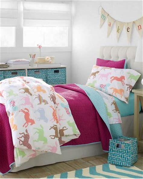 garnet hill comforter ponies bedding and garnet on pinterest