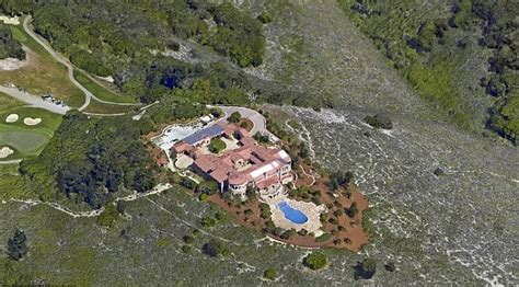 Clint Eastwood House by Clint Eastwood Home Shared With Sandera Stupid