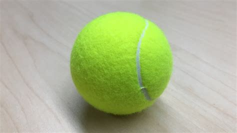 what color is a tennis wltx what color are tennis balls
