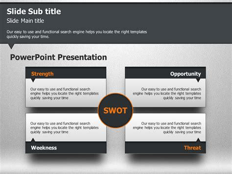 speech concept ppt template goodpello