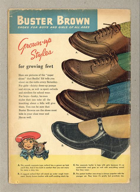 buster brown s buster brown comics 1945 1 gd 2 5