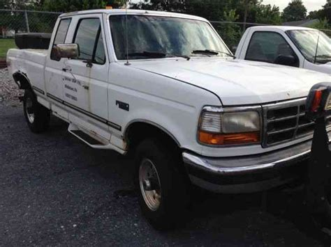 Ford Truck Deals by Ford Trucks Deals Offers 1994