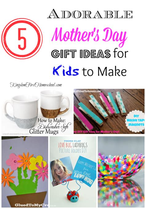s day present ideas for 5 adorable s day gift ideas for to make